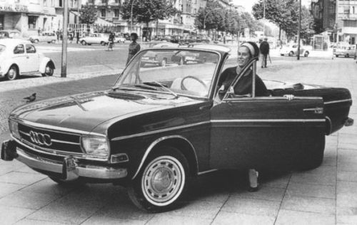 Audi 90 Cabrio